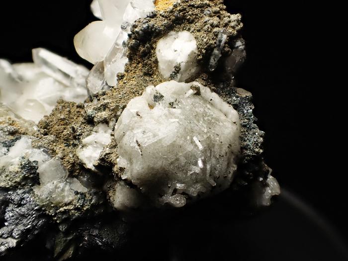 アゼルバイジャン産クローアパタイト、クォーツ、カルサイト&マグネタイト (Chlorapatite, Quartz, Calcite & Magnetite / Azerbaijan)-photo23