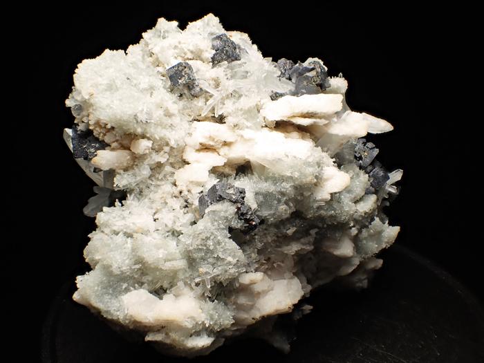 ブルガリア産クォーツ、ガレーナ&カルサイト (Quartz, Galena & Calcite / Bulgaria)-photo3