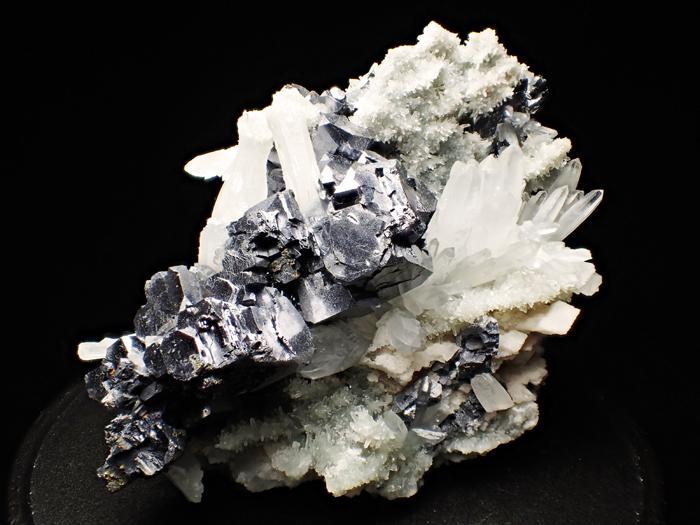 ブルガリア産クォーツ、ガレーナ&カルサイト (Quartz, Galena & Calcite / Bulgaria)-photo7