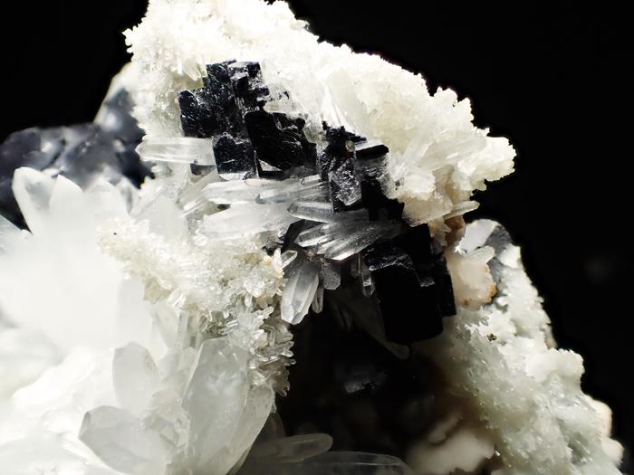 ブルガリア産クォーツ、ガレーナ&カルサイト (Quartz, Galena & Calcite / Bulgaria)-photo11