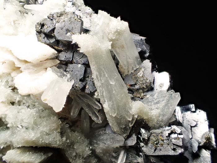 ブルガリア産クォーツ、ガレーナ&カルサイト (Quartz, Galena & Calcite / Bulgaria)-photo14