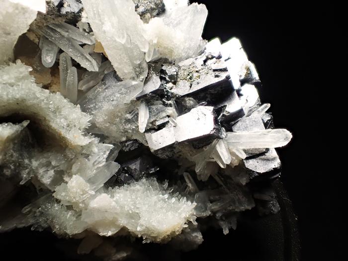 ブルガリア産クォーツ、ガレーナ&カルサイト (Quartz, Galena & Calcite / Bulgaria)-photo15