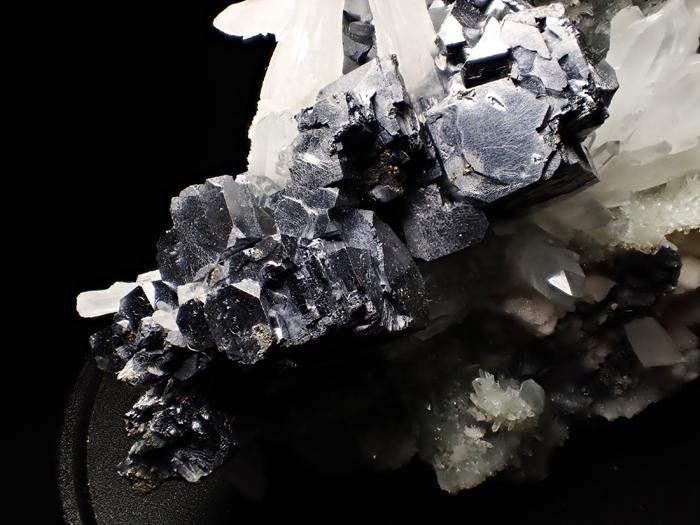 ブルガリア産クォーツ、ガレーナ&カルサイト (Quartz, Galena & Calcite / Bulgaria)-photo21