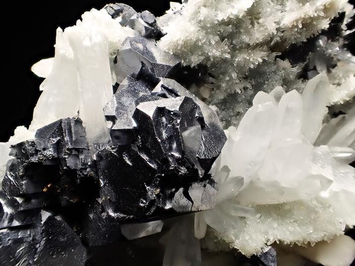 ブルガリア産クォーツ、ガレーナ&カルサイト (Quartz, Galena & Calcite / Bulgaria)-photo22