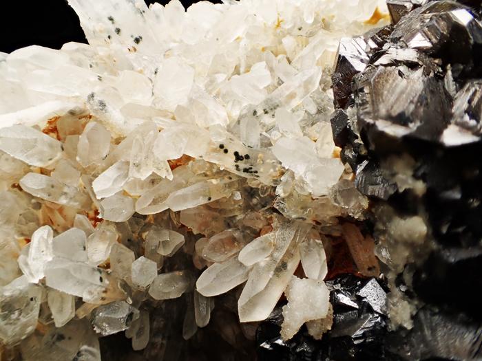 ブルガリア産クォーツ、スファレライト&ガレーナ(Quartz, Sphalerite & Galena / Bulgaria)-photo18