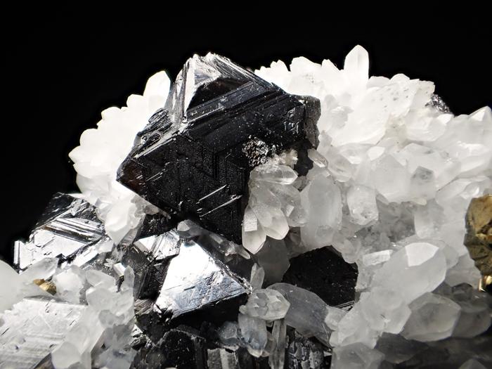 ブルガリア産クォーツ、スファレライト&ガレーナ(Quartz, Sphalerite & Galena / Bulgaria)-photo9