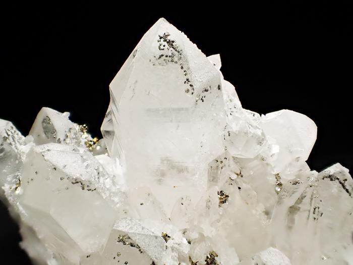 ブルガリア産クォーツ&パイライト (Quartz & Pyrite / Bulgaria)-photo9
