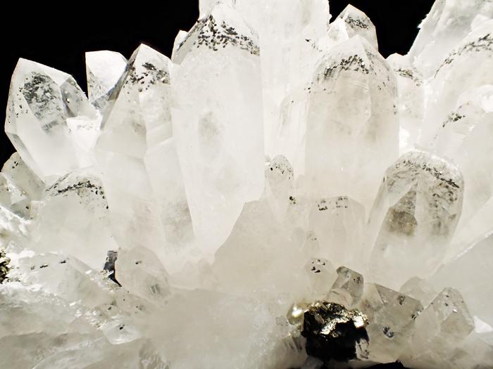 ブルガリア産クォーツ&パイライト (Quartz & Pyrite / Bulgaria)-photo13