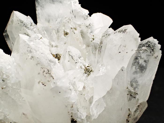 ブルガリア産クォーツ&パイライト (Quartz & Pyrite / Bulgaria)-photo16