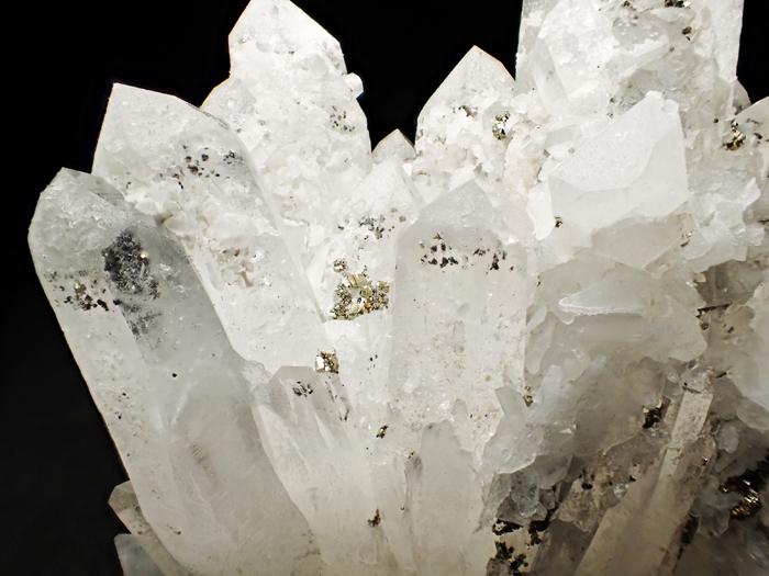 ブルガリア産クォーツ&パイライト (Quartz & Pyrite / Bulgaria)-photo18