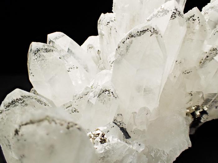 ブルガリア産クォーツ&パイライト (Quartz & Pyrite / Bulgaria)-photo22