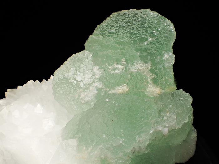 中国産クォーツ&フローライト (Quartz & Fluorite / China)-photo8