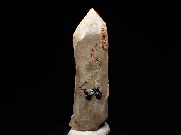 チェコ産クォーツ&キャシテライト (Quartz & Cassiterite / Czech)-photo0