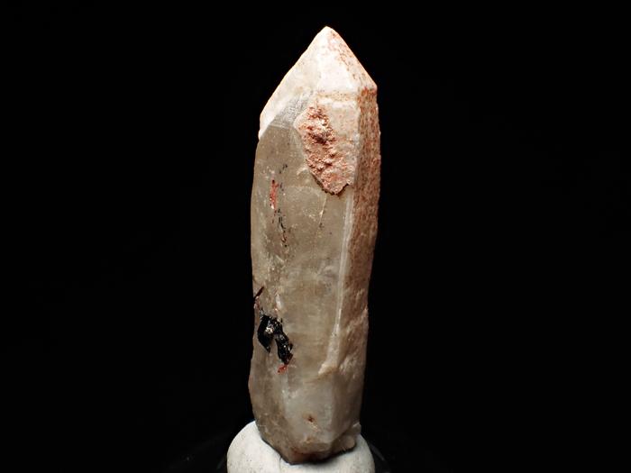 チェコ産クォーツ&キャシテライト (Quartz & Cassiterite / Czech)-photo1