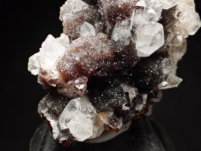 ホンジュラス産クォーツ、アンドラダイト&スファレライト (Quartz, Andradite & Sphalerite / Honduras)-photo26