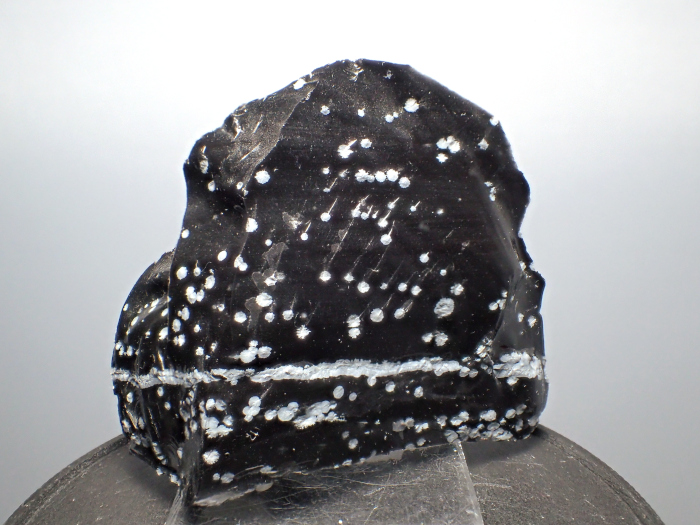 長野県和田峠産 黒曜石 (Obsidian / Japan)-photo0