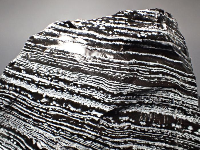 長野県和田峠産 黒曜石 (Obsidian / Japan)-photo8