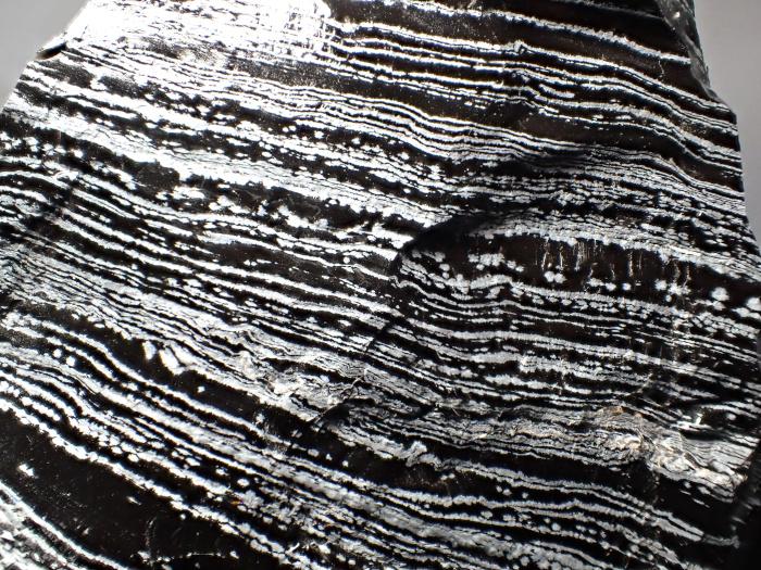 長野県和田峠産 黒曜石 (Obsidian / Japan)-photo12