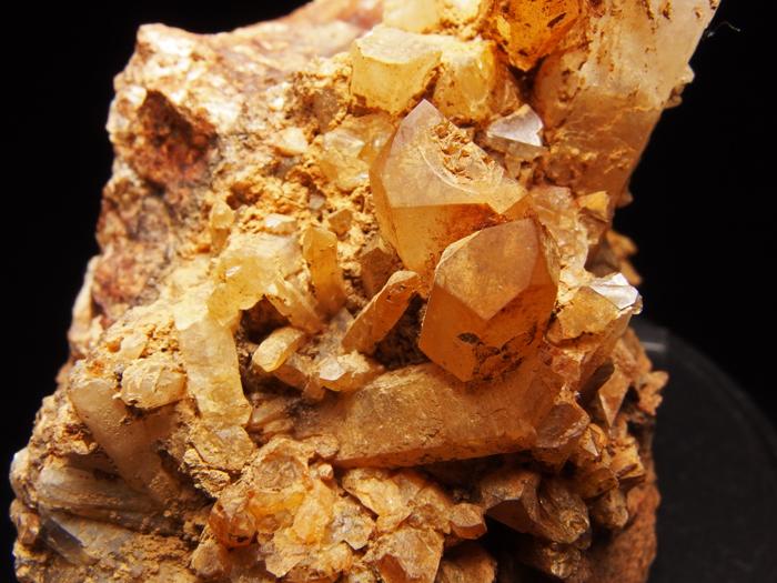 岐阜県荘川町産 松茸水晶&黄鉄鉱 (Scepter Quartz & Pyrite/ Japan)-photo12