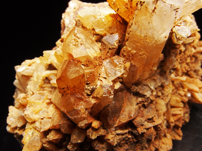 岐阜県荘川町産 松茸水晶&黄鉄鉱 (Scepter Quartz & Pyrite/ Japan)-photo13