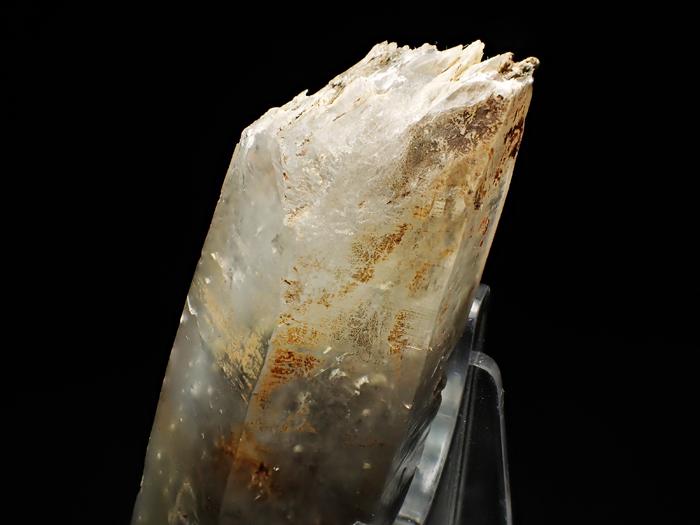 大分県尾平鉱山産 水晶、クーク石&透閃石 <まりも水晶> (Quartz, Cookeite & Tremolite / Japan)-photo10