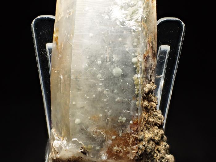 大分県尾平鉱山産 水晶、クーク石&透閃石 <まりも水晶> (Quartz, Cookeite & Tremolite / Japan)-photo16