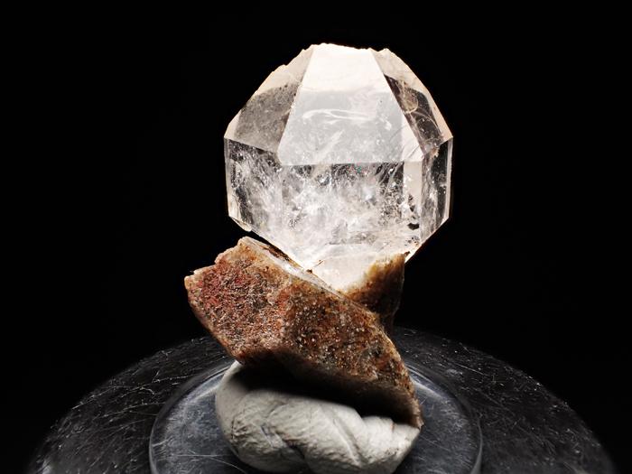 長野県甲武信鉱山産 松茸水晶 (Scepter Quartz / Japan)-photo0