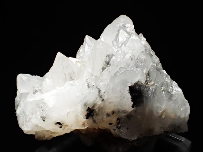 鳥取県上地鉱山産 水晶 (Quartz / Japan)-photo1