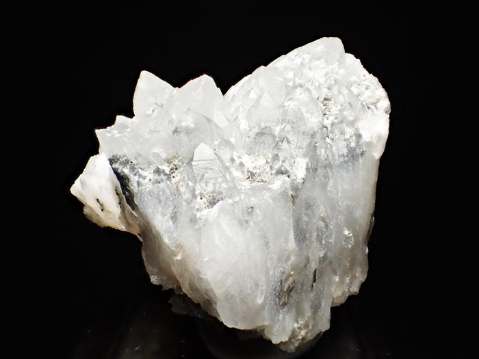 鳥取県上地鉱山産 水晶 (Quartz / Japan)-photo2