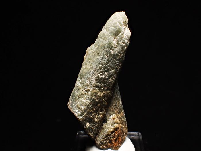 岐阜県柿野鉱山産 水晶&緑閃石 (Quartz & Actinolite / Japan)-photo0