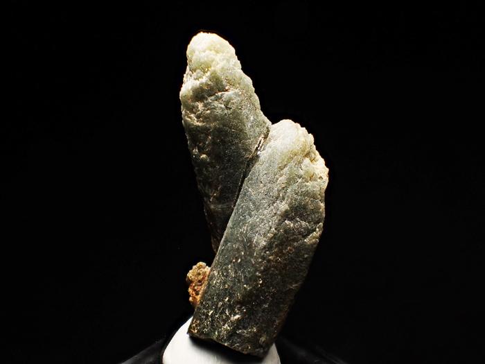 岐阜県柿野鉱山産 水晶&緑閃石 (Quartz & Actinolite / Japan)-photo3