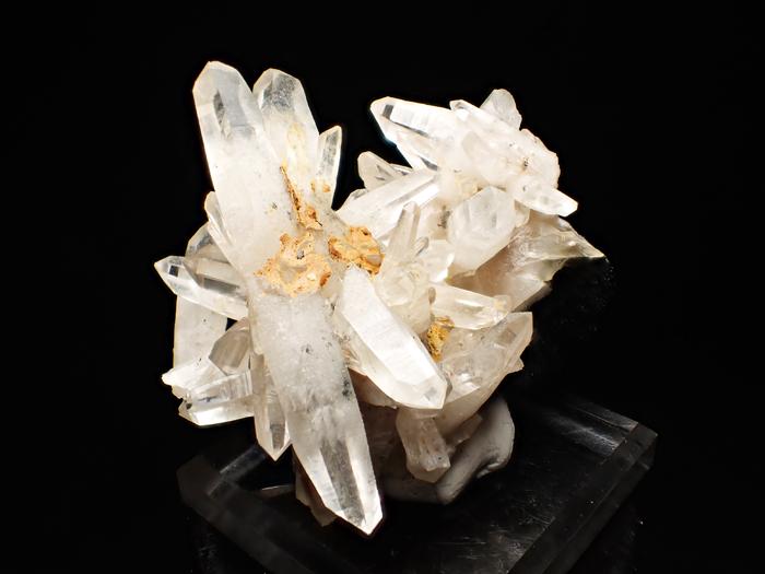 大分県尾平鉱山産 水晶&苦土フォイト電気石 (Quartz & Magnesiofoitite / Japan)-photo7