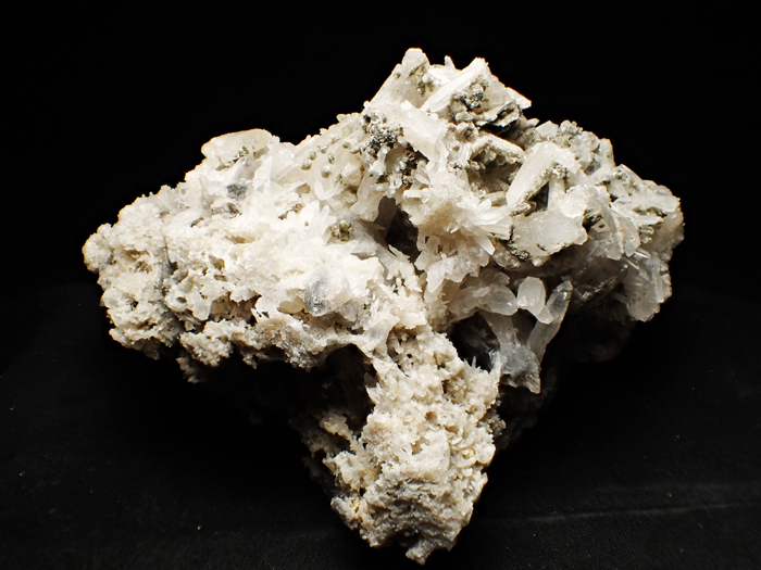 宮崎県乙ヶ淵鉱山産 水晶&フォイト電気石 (Quartz & Foitite / Japan)-photo4
