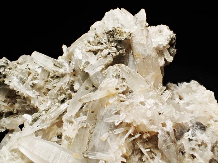 宮崎県乙ヶ淵鉱山産 水晶&フォイト電気石 (Quartz & Foitite / Japan)-photo9