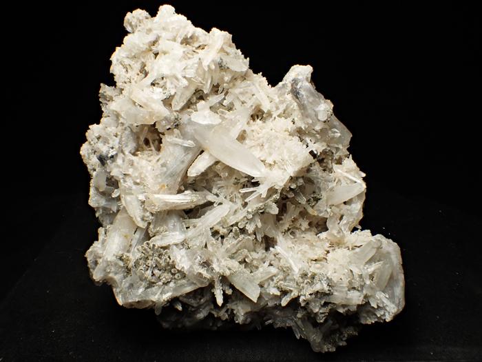宮崎県乙ヶ淵鉱山産 水晶&フォイト電気石 (Quartz & Foitite / Japan)-photo20