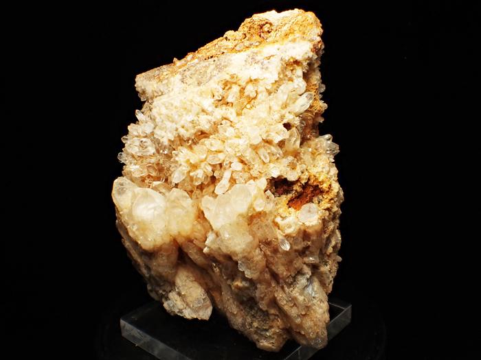 石川県遊泉寺鉱山産 水晶 (Quartz / Japan)-photo1