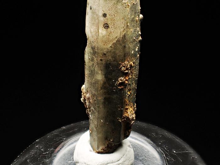 長野県甲武信鉱山産 水晶、楔石&緑泥石 (Quartz, Titanite & Chlorite / Japan)-photo13