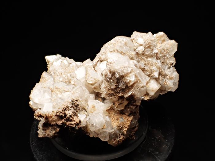 岐阜県神岡鉱山産 水晶&魚眼石 (Quartz & Apophyllite / Japan)-photo3