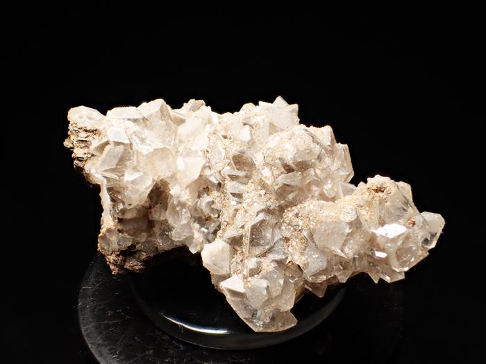 岐阜県神岡鉱山産 水晶&魚眼石 (Quartz & Apophyllite / Japan)-photo5