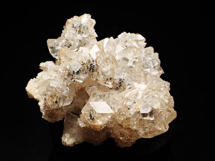 岐阜県神岡鉱山産 水晶、魚眼石&珪灰鉄鉱 (Quartz, Apophyllite & Ilvaite / Japan)-photo6