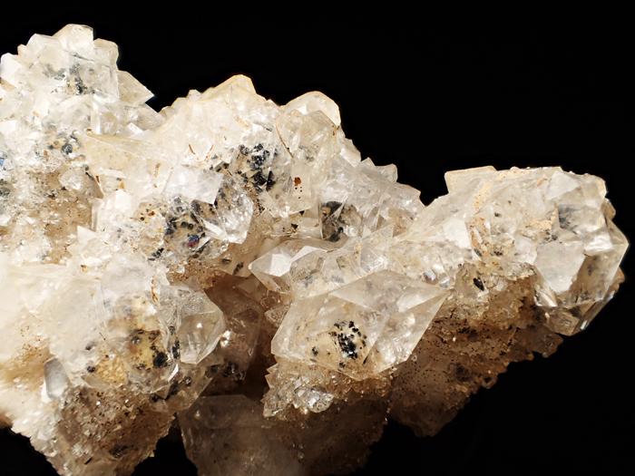 岐阜県神岡鉱山産 水晶、魚眼石&珪灰鉄鉱 (Quartz, Apophyllite & Ilvaite / Japan)-photo12