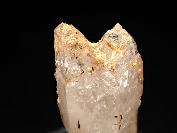 長野県麻績村産 水入り水晶 (Enhydro Quartz / Japan)-photo10