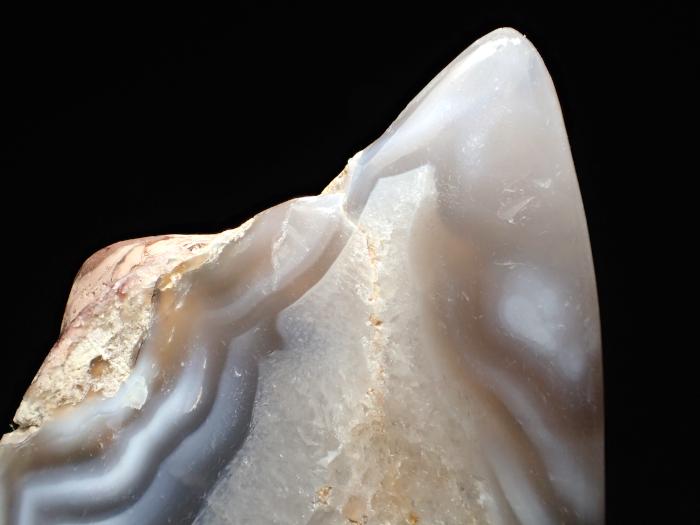 石川県那谷町産 水晶/瑪瑙 (Quartz / Agate / Japan)-photo9