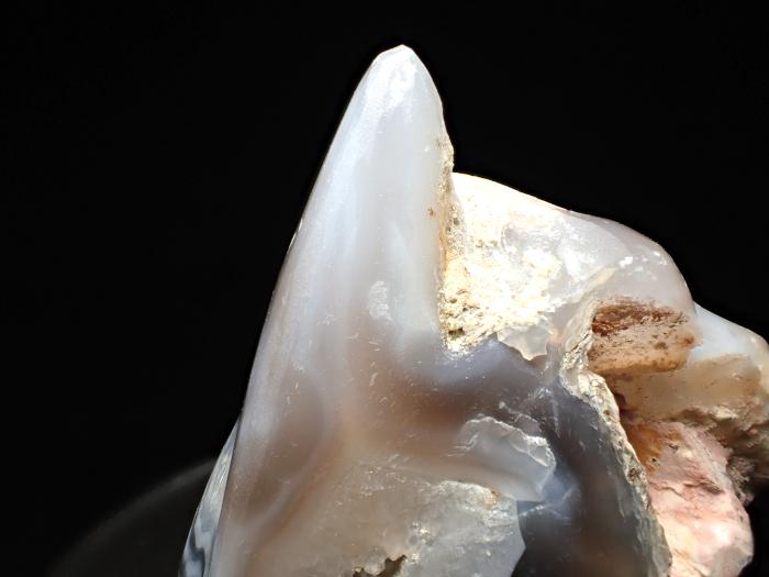石川県那谷町産 水晶/瑪瑙 (Quartz / Agate / Japan)-photo12