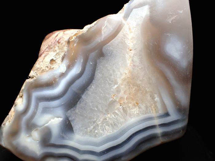 石川県那谷町産 水晶/瑪瑙 (Quartz / Agate / Japan)-photo18