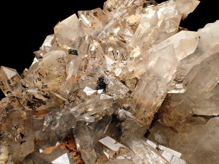 奈良県天川村産 水晶&珪灰鉄鉱 (Quartz & Ilvaite / Japan)-photo14