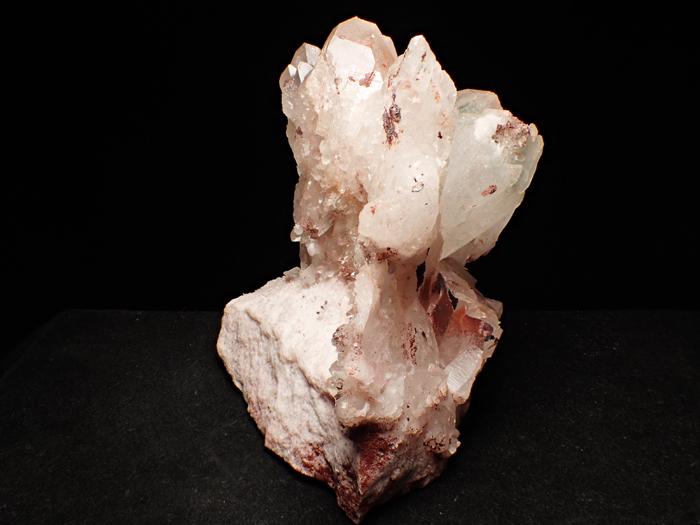 クル渓谷産クォーツ&クローライト (Quartz & Chlorite / Kullu Valley)-photo5