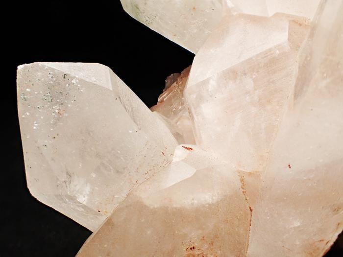クル渓谷産クォーツ&クローライト (Quartz & Chlorite / Kullu Valley)-photo14