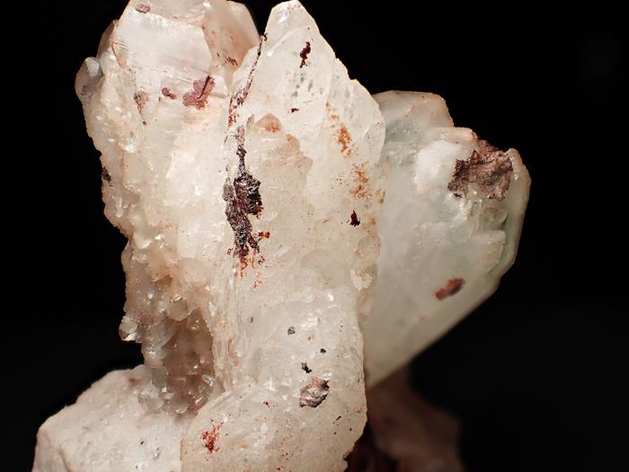 クル渓谷産クォーツ&クローライト (Quartz & Chlorite / Kullu Valley)-photo26