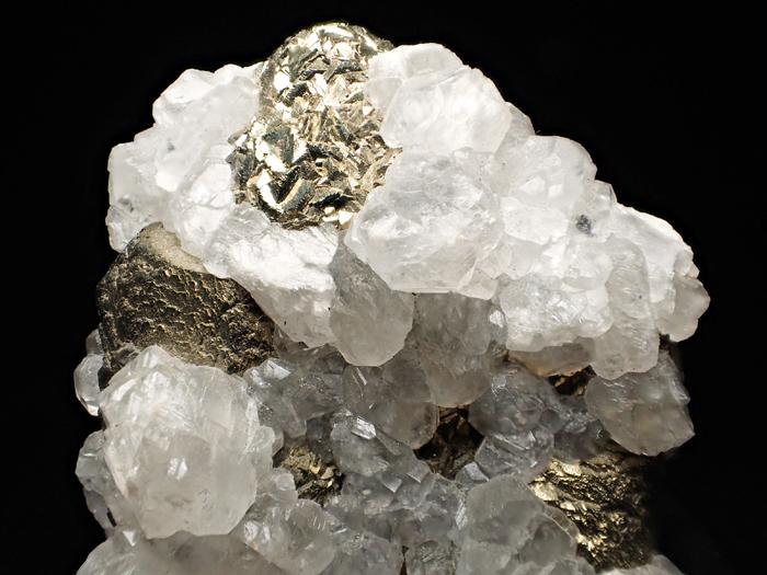 コソボ産パイライト&カルサイト (Pyrite & Calcite / Kosovo)-photo10